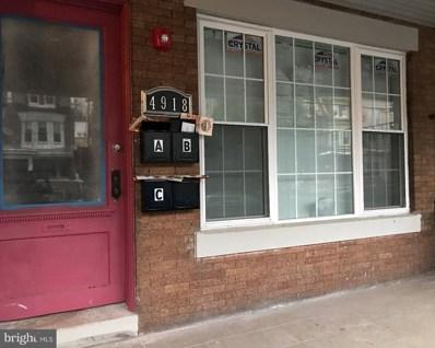 4918 Locust Street, Philadelphia, PA 19139 - #: PAPH1014472