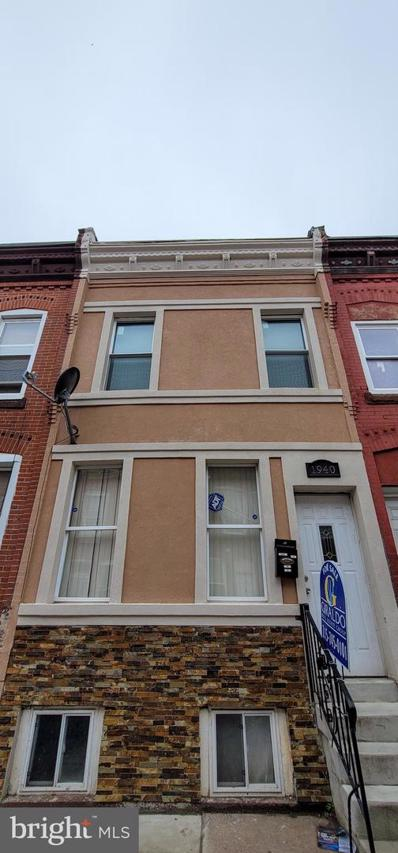 1940 N Napa Street, Philadelphia, PA 19121 - #: PAPH1014542