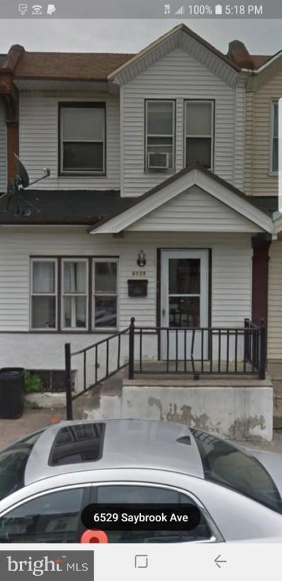 6528 Saybrook Avenue, Philadelphia, PA 19142 - #: PAPH1014582