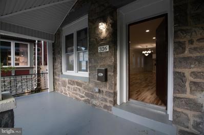 326 W Winona Street, Philadelphia, PA 19144 - #: PAPH1014660