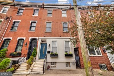 867 N 27TH Street, Philadelphia, PA 19130 - #: PAPH1014756