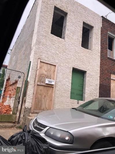 2853 Stouton Street, Philadelphia, PA 19134 - #: PAPH1015718