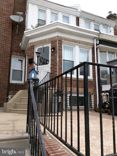 873 E Sanger Street, Philadelphia, PA 19124 - #: PAPH1015732