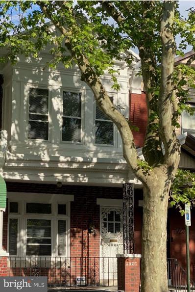 2925 N 27TH Street, Philadelphia, PA 19132 - #: PAPH1015734
