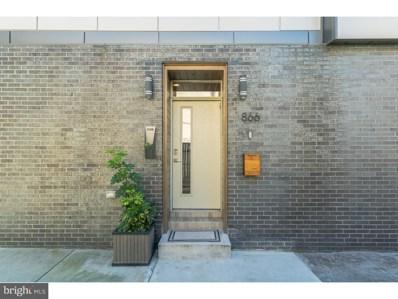 866 N Leithgow Street, Philadelphia, PA 19123 - MLS#: PAPH101578