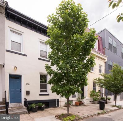 2724 Cambridge Street, Philadelphia, PA 19130 - MLS#: PAPH1015864