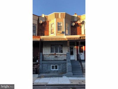 5541 Locust Street, Philadelphia, PA 19139 - #: PAPH101622