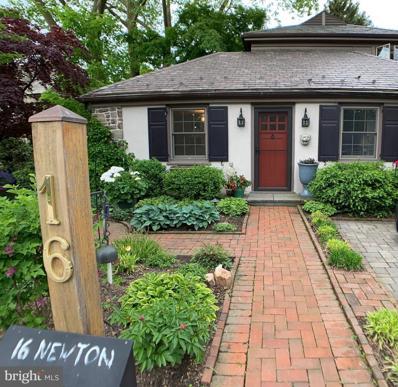 16 Newton Street, Philadelphia, PA 19118 - #: PAPH1016960