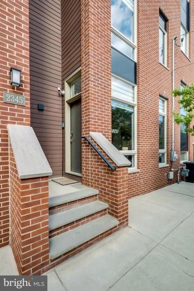 2345 E Gordon Street, Philadelphia, PA 19125 - #: PAPH1018628