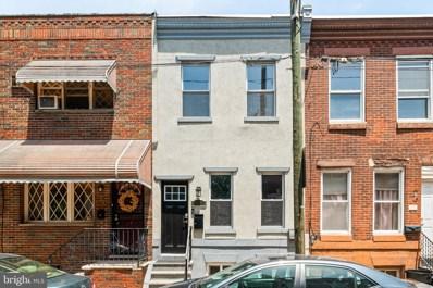 1821 Sigel Street, Philadelphia, PA 19145 - #: PAPH1019212