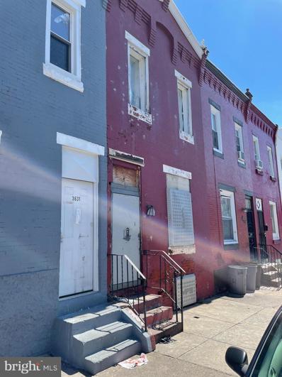3629 N Bouvier Street, Philadelphia, PA 19140 - #: PAPH1019866