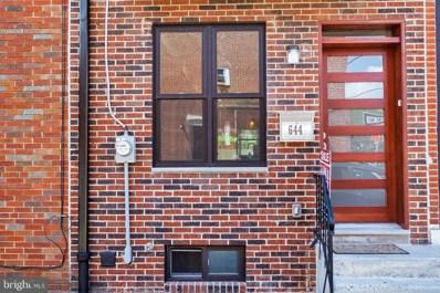 644 Carpenter Street, Philadelphia, PA 19147 - #: PAPH1020330
