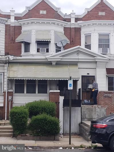 5849 Chestnut Street, Philadelphia, PA 19139 - #: PAPH1020776