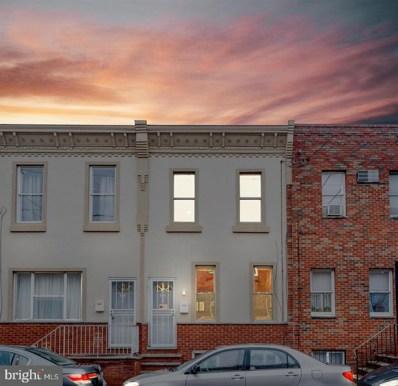 1321 McKean Street, Philadelphia, PA 19148 - #: PAPH1021040