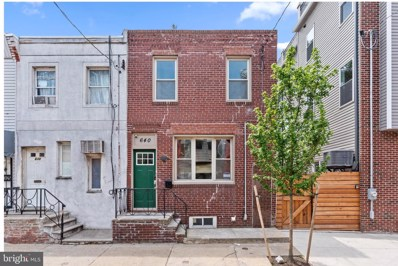 640 Mountain Street, Philadelphia, PA 19148 - #: PAPH1021668