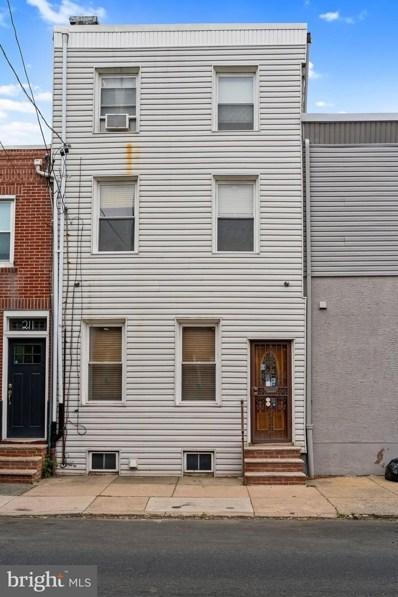 209 Dickinson Street, Philadelphia, PA 19147 - #: PAPH1022236