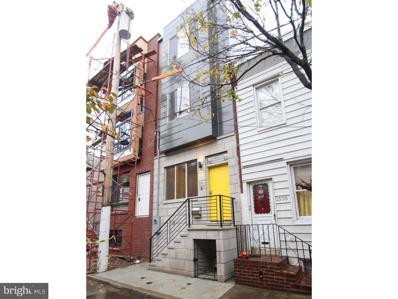 1533 S Woodstock Street, Philadelphia, PA 19146 - MLS#: PAPH102574