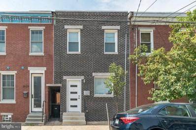 2626 Braddock Street, Philadelphia, PA 19125 - #: PAPH1025906