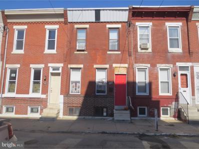 2037 McClellan Street, Philadelphia, PA 19145 - #: PAPH102660