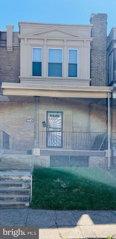 6657 N Uber Street, Philadelphia, PA 19138 - #: PAPH1027338