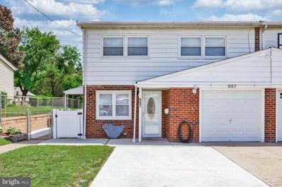 667 Artwood Drive, Philadelphia, PA 19115 - MLS#: PAPH1027686