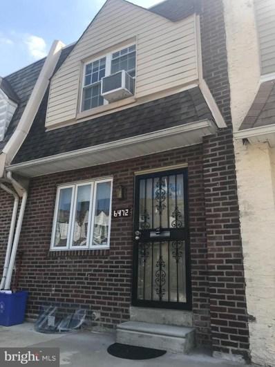 6472 Ross Street, Philadelphia, PA 19119 - #: PAPH1027796