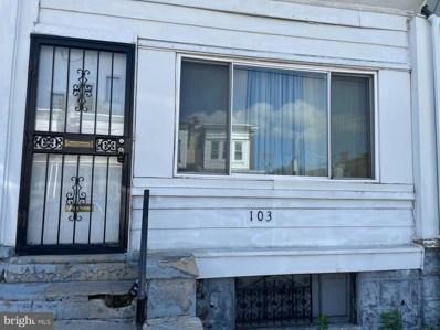 103 N 62ND Street, Philadelphia, PA 19139 - #: PAPH1027862