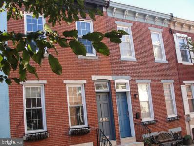 864 N Bambrey Street, Philadelphia, PA 19130 - #: PAPH102896
