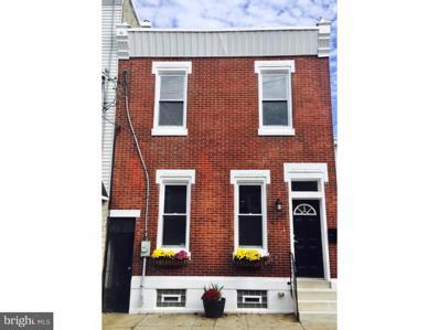 2119 E Sergeant Street, Philadelphia, PA 19125 - MLS#: PAPH103482