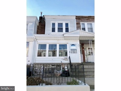 4120 Gilham Street, Philadelphia, PA 19135 - MLS#: PAPH103786