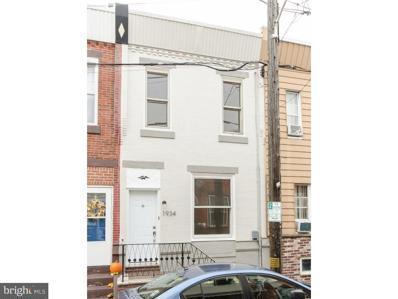 1934 S Warnock Street, Philadelphia, PA 19148 - MLS#: PAPH104144