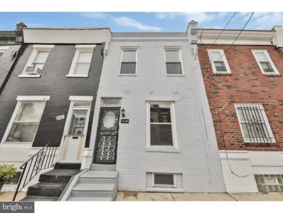 1548 S Taylor Street, Philadelphia, PA 19146 - #: PAPH104966