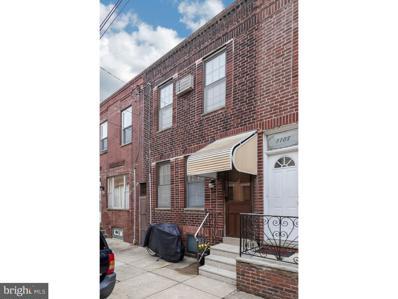 1106 Pierce Street, Philadelphia, PA 19148 - #: PAPH169544
