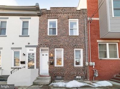 2216 Manton Street, Philadelphia, PA 19146 - #: PAPH2000292