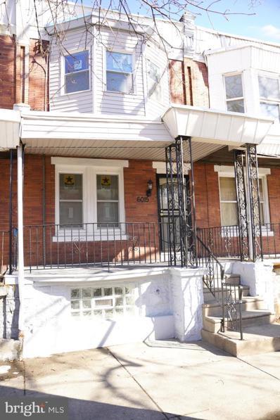 6015 Race Street, Philadelphia, PA 19139 - #: PAPH2000456