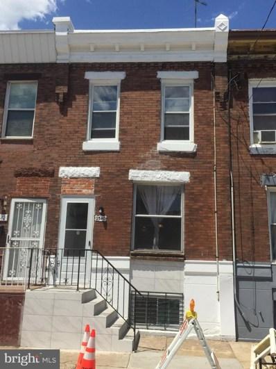 2540 S 5TH Street, Philadelphia, PA 19148 - #: PAPH2001312