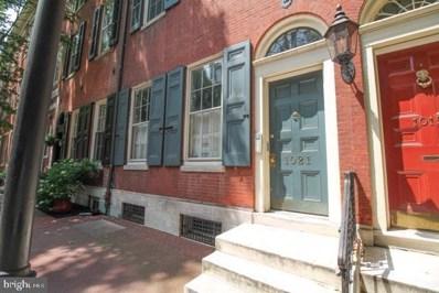 1021 Clinton Street UNIT 3, Philadelphia, PA 19107 - #: PAPH2001511