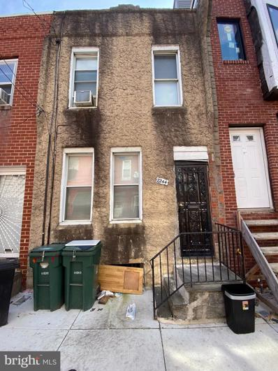 2244 Earp Street, Philadelphia, PA 19146 - #: PAPH2002383