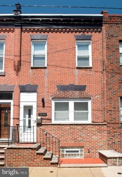 2516 S Rosewood Street, Philadelphia, PA 19145 - #: PAPH2002454