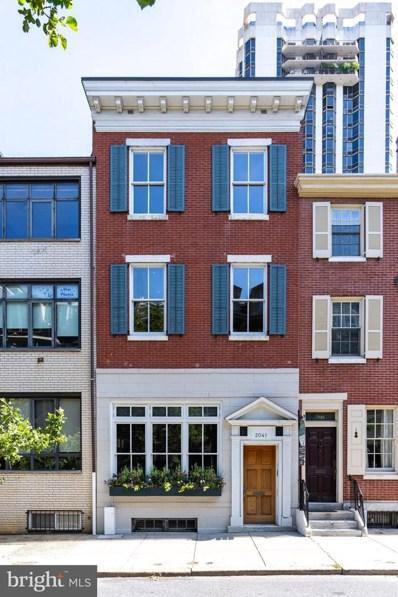 2041 Locust Street, Philadelphia, PA 19103 - MLS#: PAPH2003144