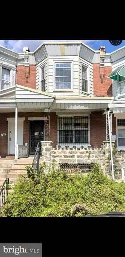 1435 N 55TH Street, Philadelphia, PA 19131 - #: PAPH2003210