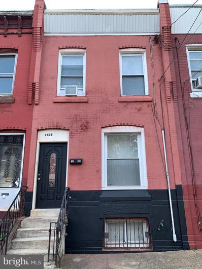 1836 N Croskey Street, Philadelphia, PA 19121 - #: PAPH2003295