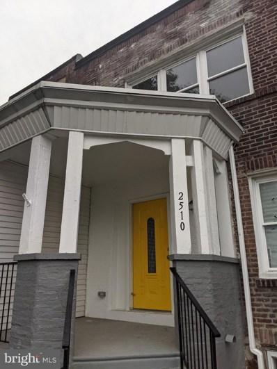 2510 S 67TH Street, Philadelphia, PA 19142 - #: PAPH2004068