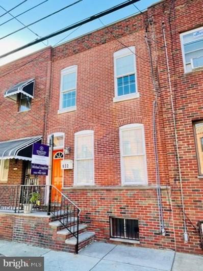 932 McKean Street, Philadelphia, PA 19148 - #: PAPH2004442