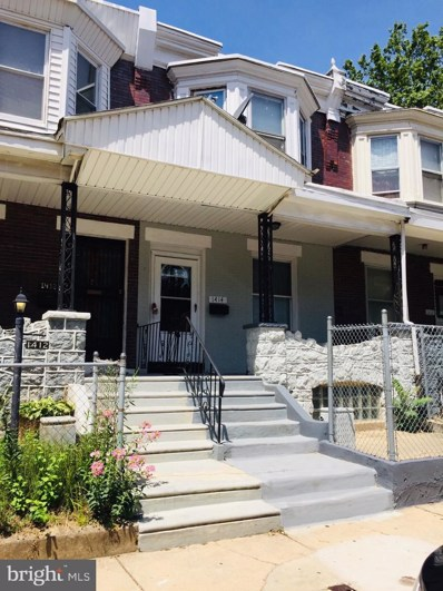 1414 N 58TH Street, Philadelphia, PA 19131 - #: PAPH2004670