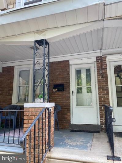 4508 Mitchell Street, Philadelphia, PA 19128 - #: PAPH2005640
