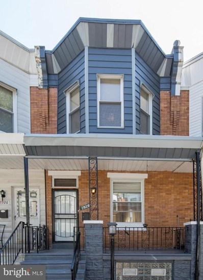 2928 Turner Street, Philadelphia, PA 19121 - #: PAPH2006814