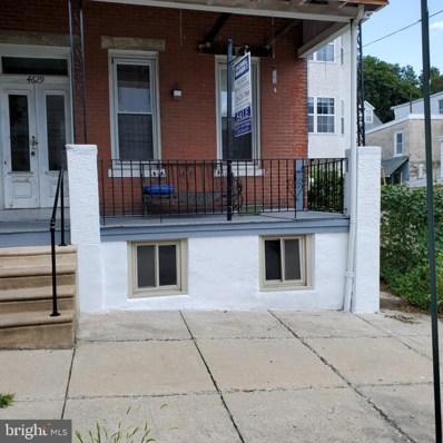 4629 Mansion Street, Philadelphia, PA 19127 - #: PAPH2007582