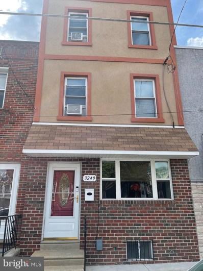 3249 E Thompson Street, Philadelphia, PA 19134 - #: PAPH2009346
