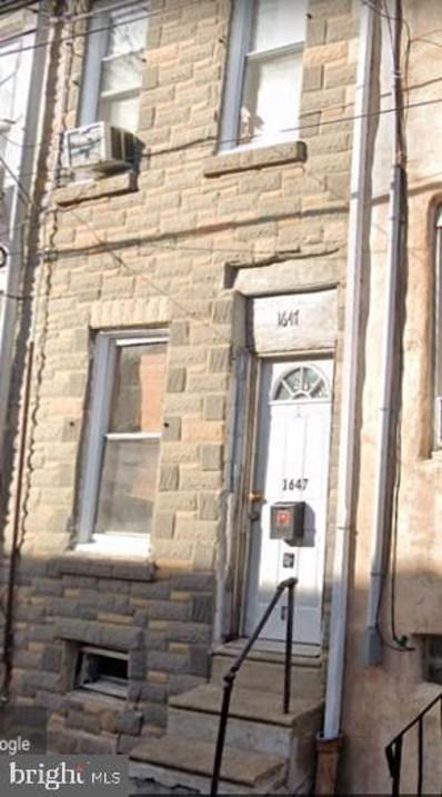 1647 Fillmore Street, Philadelphia, PA 19124 - #: PAPH2009484